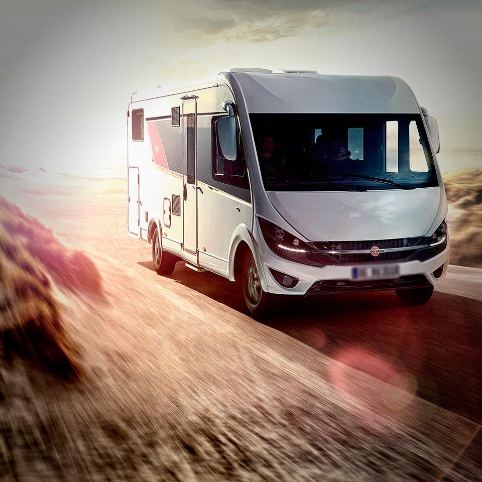 ISPU WM Caravan Anreise